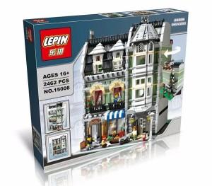 lepin 15008 Green Grocer