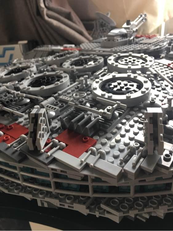 Lepin 05033 Fake of Lego 10179 UCS Millennium Falcon