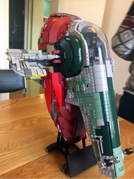 Lepin 05037 Clone of Lego 75060 UCS Slave I