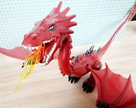 Pogo PG931 Smaug Lego 79018 Smaug