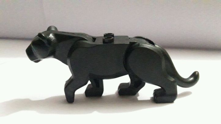 Pogo PG1045 Black Panther Lego 60159 Jungle Halftrack Mission