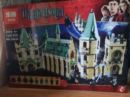 Lepin 16030 Hogwarts Castle