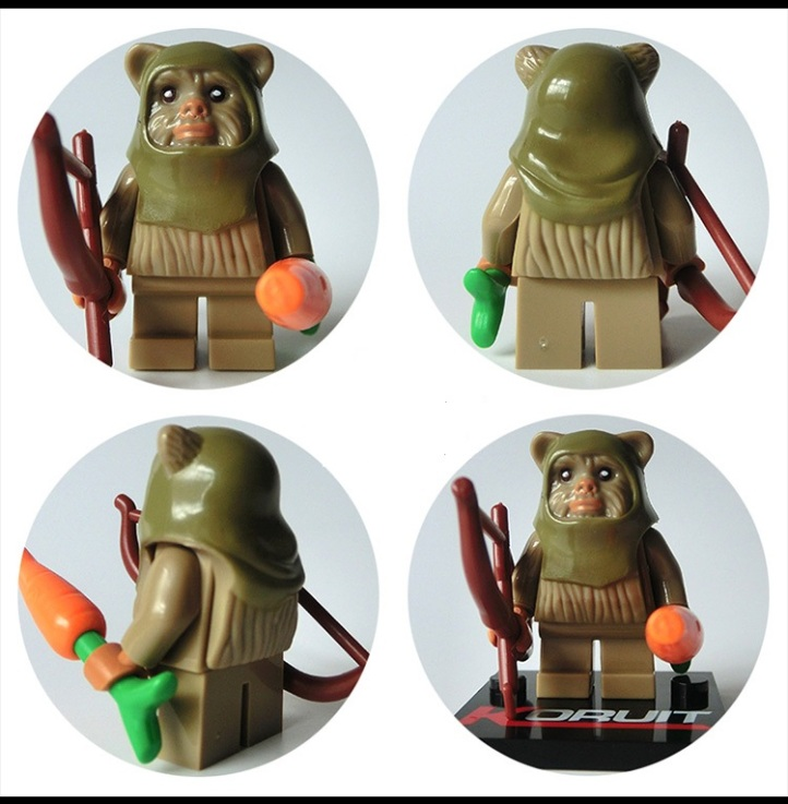 Koruit Ewok Warrior