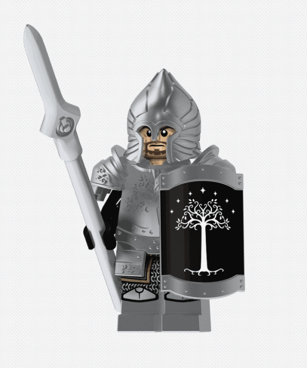 Gondor Spearman