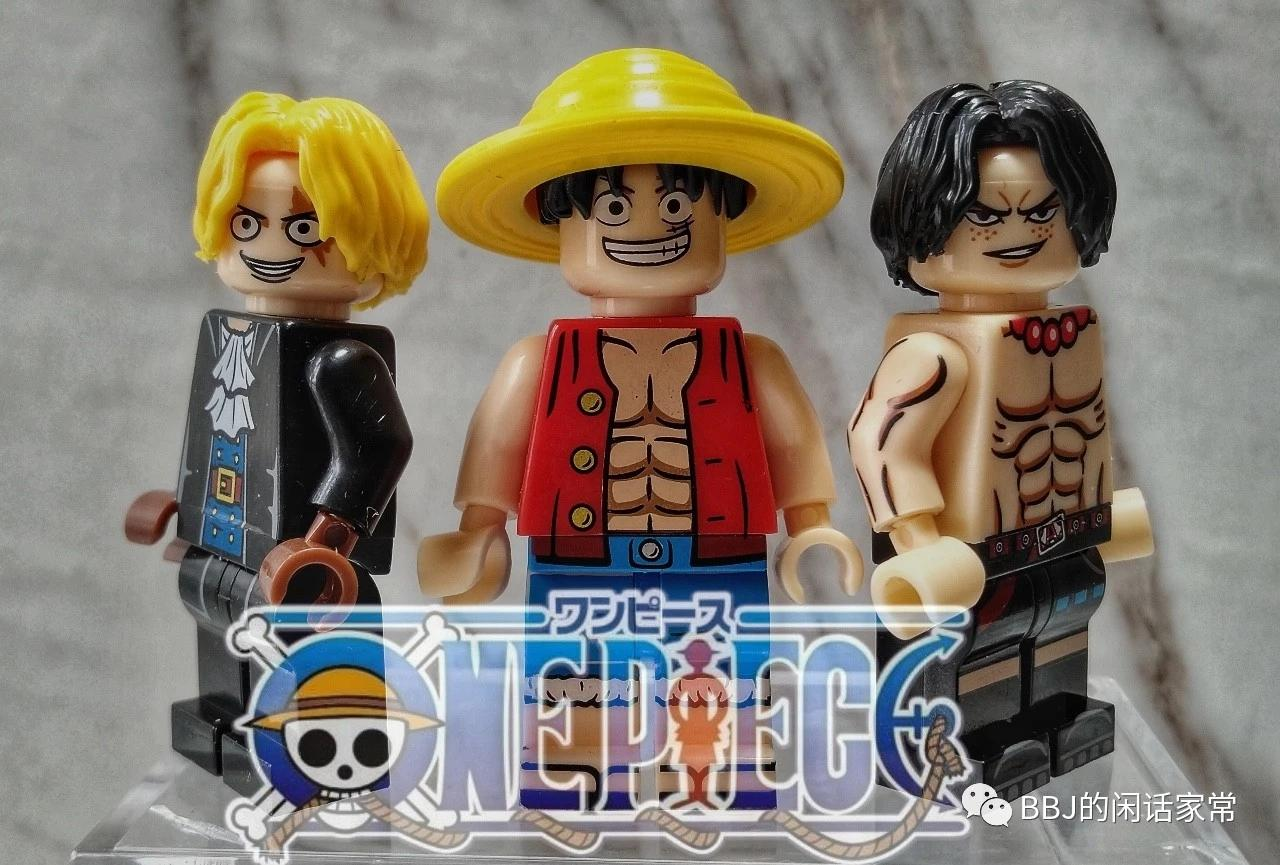 Review Of Koruit One Piece Minifigures Xp036 041 Kt1008 Kt1013