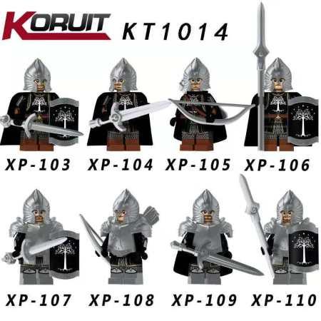 KORUIT KT1014 LEGO Gondor Knight