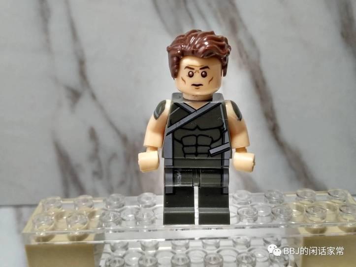 LEGO Mar-vell