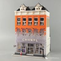 Reviews of Mould King 16021 Non-LEGO MOC Chanel Crystal House