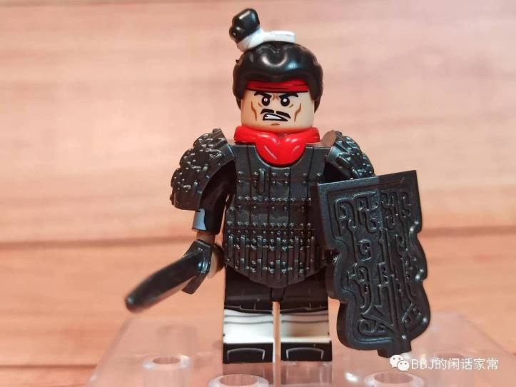 Chinois Terre Cuite Army Ancient Qin soldat empereur Custom Lego Mini Figure Toy