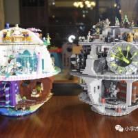 Reviews of Dinggao 6566 Princess Star Remodel of LEGO 75159 Death Star