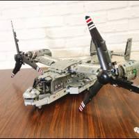 Reviews on PANGU PG-13003 Bell Boeing V-22 Osprey Alternative to LEGO 42113
