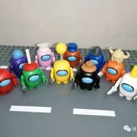 Reviews of Renzaima 698 Non LEGO Among Us Minifigures
