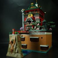 Reviews on Tiger 55121 Non LEGO Spirited Away Yubaba Bathhouse