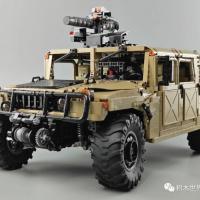 Reviews of CADA C61036 Humvee Licensed Non LEGO Brick Built HMMWV